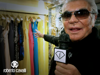 Roberto Cavalli Store Launch